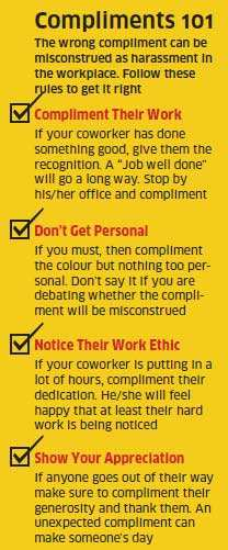 How to compliment at the workplaceHow to compliment at the workplace