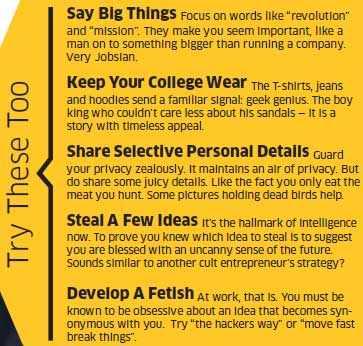 Want a business like Facebook? Mark Zuckerberg's 8 lessons for entrepreneurs