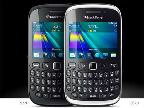 RIM launches BlackBerry Curve 9320 in India for Rs 15,990