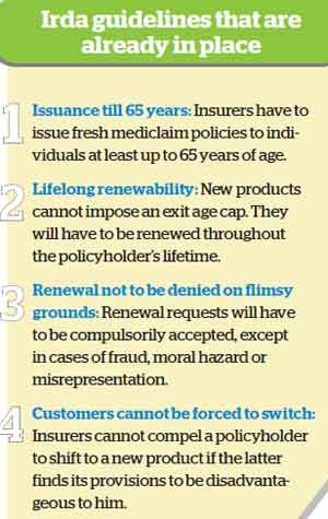 ET Wealth: How new health insurance norms can benefit you