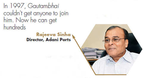 Adani Group now too big to be a one-man show: How fast can Gautam Adani professionalise?