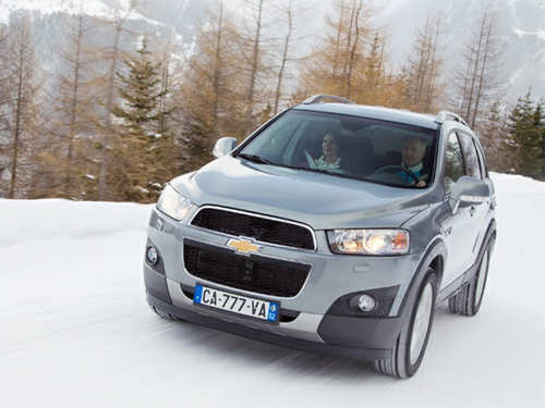 GM brings out all-new Chevrolet Captiva