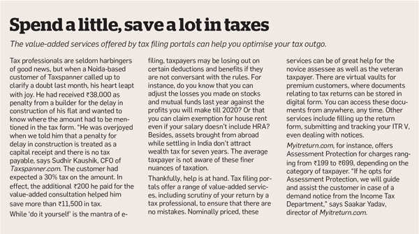 New rules of filing tax returns: What they mean for you