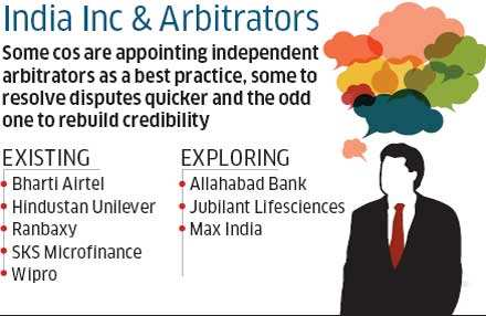 Cos HUL, Ranbaxy, SKS, Wipro and others appointing independent ombudsperson to settle grievances
