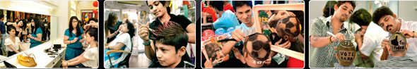 Branded salons take off as the great Indian middle class' desire to be groomed, styled and pampered