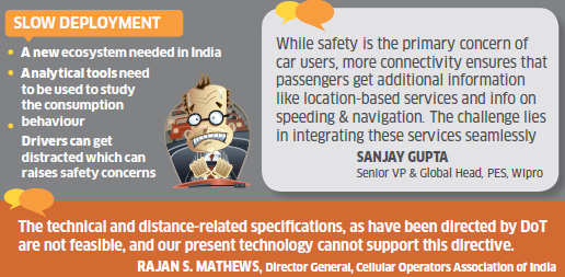 How location-based services may turn to be an albatross for Indian telecom service providers