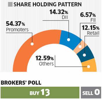 Balkrishna Industries an attractive buy on a medium term basis