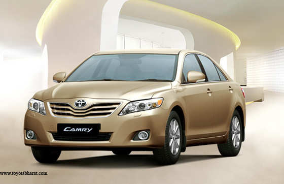 Toyota to launch its all-new premium luxury car Camry in India on August 24