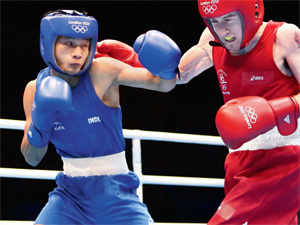 Devendro is one of many extremely talented youngsters that India has today. Along with Nanao, whom he pipped to the Olympic qualification in the 49-kg class, Devendro is the main Manipuri boxer at the moment.