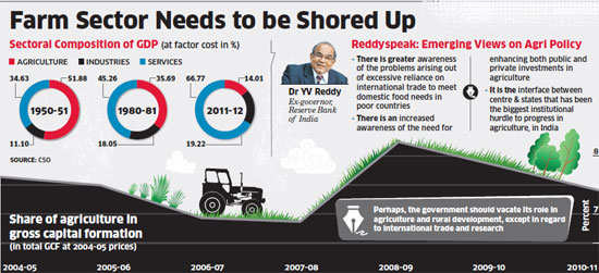 Agriculture back in focus as growth estimate gets downgraded by banks like Morgan Stanley, Standard Chartered