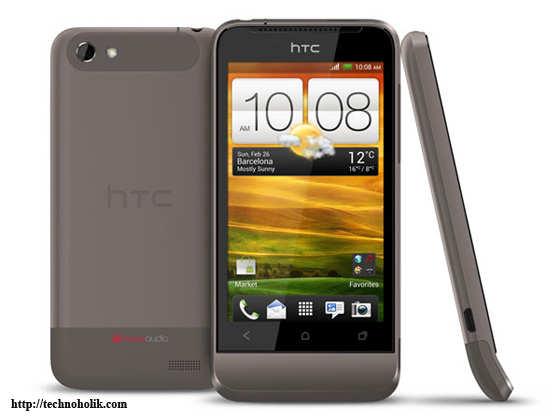 HTC announces One V