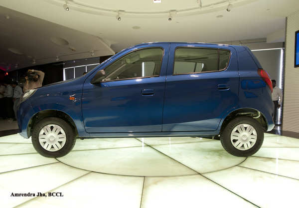 Maruti Alto 800 launched at a starting price of Rs 2 44 lakh