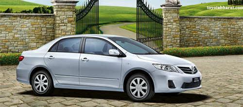 Toyota Corolla Altis limited edition