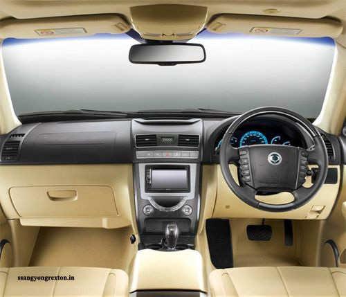 Rexton SUV