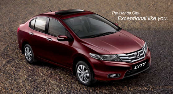 Honda Introduces Cng Compatible City Sedan