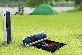 Last week, we brought you some great innovative stuff for holidays. This week, we bring you some cool gadget concepts ideal for camping and picnics. What more, they are highly environment-friendly and energy-efficient