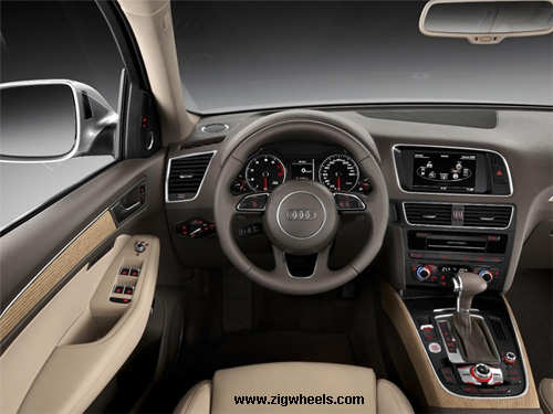 2013 Audi Q5 available as hybrid for first time