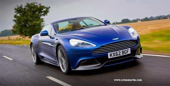 Not Selling Stake In British Automaker Aston Martin Says Kuwaiti