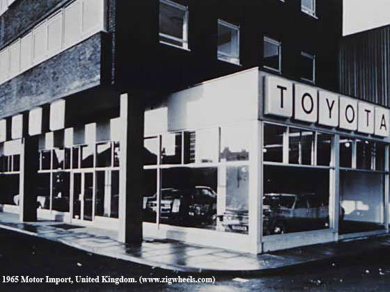 1965 Motor Import, United Kingdom