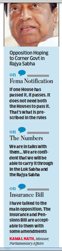 Government exudes confidence on multi-brand retail FDI vote in Parliament