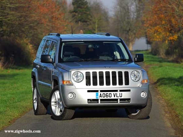 Jeep Patriot scheduled for late 2013 launch