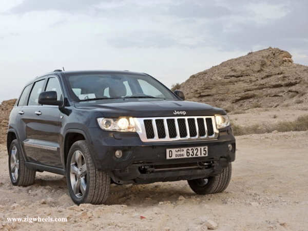 Jeep Grand Cherokee launching late 2013