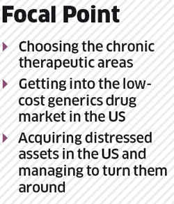 ET 500: Dilip Shanghvi's unwavering focus has made Sun Pharmaceutical a darling of investors