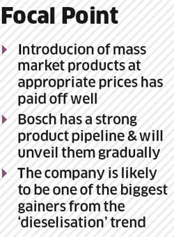 ET 500: Bosch's belief in investing in the future has made it a clear leader