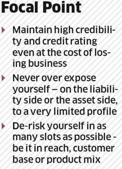 ET 500: To constantly revisit business models has been M&M Financial's key learning