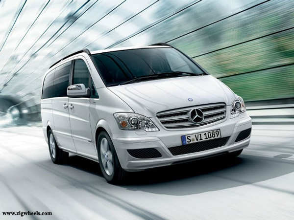 Force Motors to introduce rebadged version of the Mercedes-Benz Viano by end of 2013