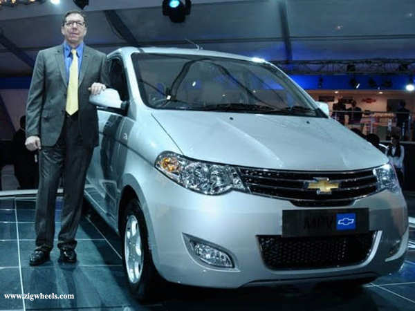 General Motors to launch MPV 'Enjoy' by 2012-end