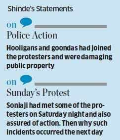 Delhi gang rape case: Home Minister Sushil Kumar Shinde compares protestors to maoists