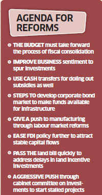 From policy paralysis to a rush of reforms: 2012 - a year of two halves for the economy