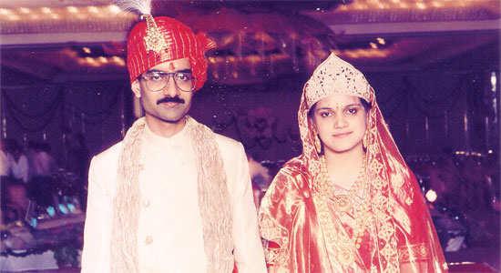 Birla himself is married to Neerja, daughter of Shambhu Kumar Kasliwal of the SKumars Group.