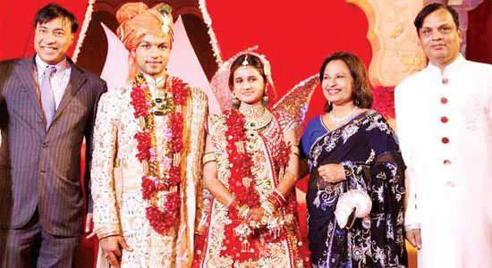 Dhoot's nephew Saurabh is married to Radhika, daughter of Sanjay Singhal, chairman of Bhushan Power & Steel.