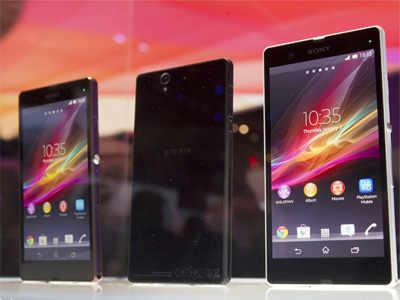 Sony unveils Xperia Z smartphone