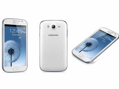 Samsung Galaxy Grand launched at Rs 21,500