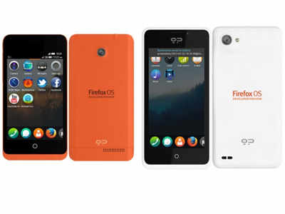 Mozilla unveils Firefox OS preview phones Keon & Peak to challenge Apple iOS, Android