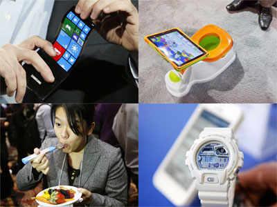 CES 2013: Wacky & unusual gadgets