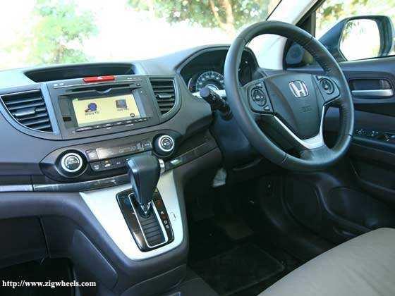 Honda debuts its quintessential CR-V starting Rs 19.95 lakh