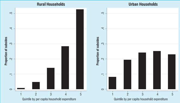 Economic Survey 2013: Reach of LPG subsidies highly unequal