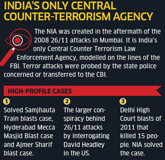 Do we need the National Investigation Agency?
