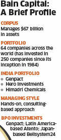 How Bain Capital is steering Genpact from the back seat