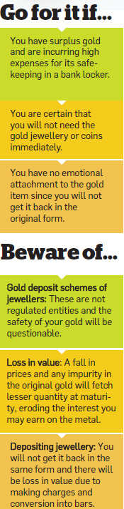 Unlock the value of your gold jewellery