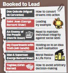Literature goes to B-school: IIMs, top institutes using old classics to teach leadership