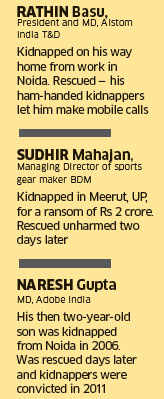 India Inc kidnappings: Top executives becoming easy prey for sophisticated criminals