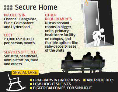 US-based Signature to build old age homes for Indians