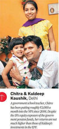Case of Chitra and Kuldeep Kaushik, Delhi