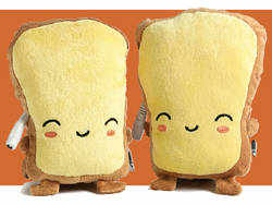 Cute Toast Handwarmers
