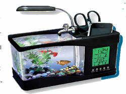 Desk Fishquarium